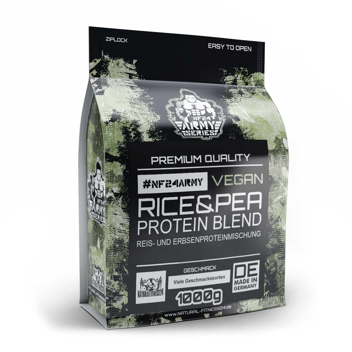 mehrkomponenten protein vegan