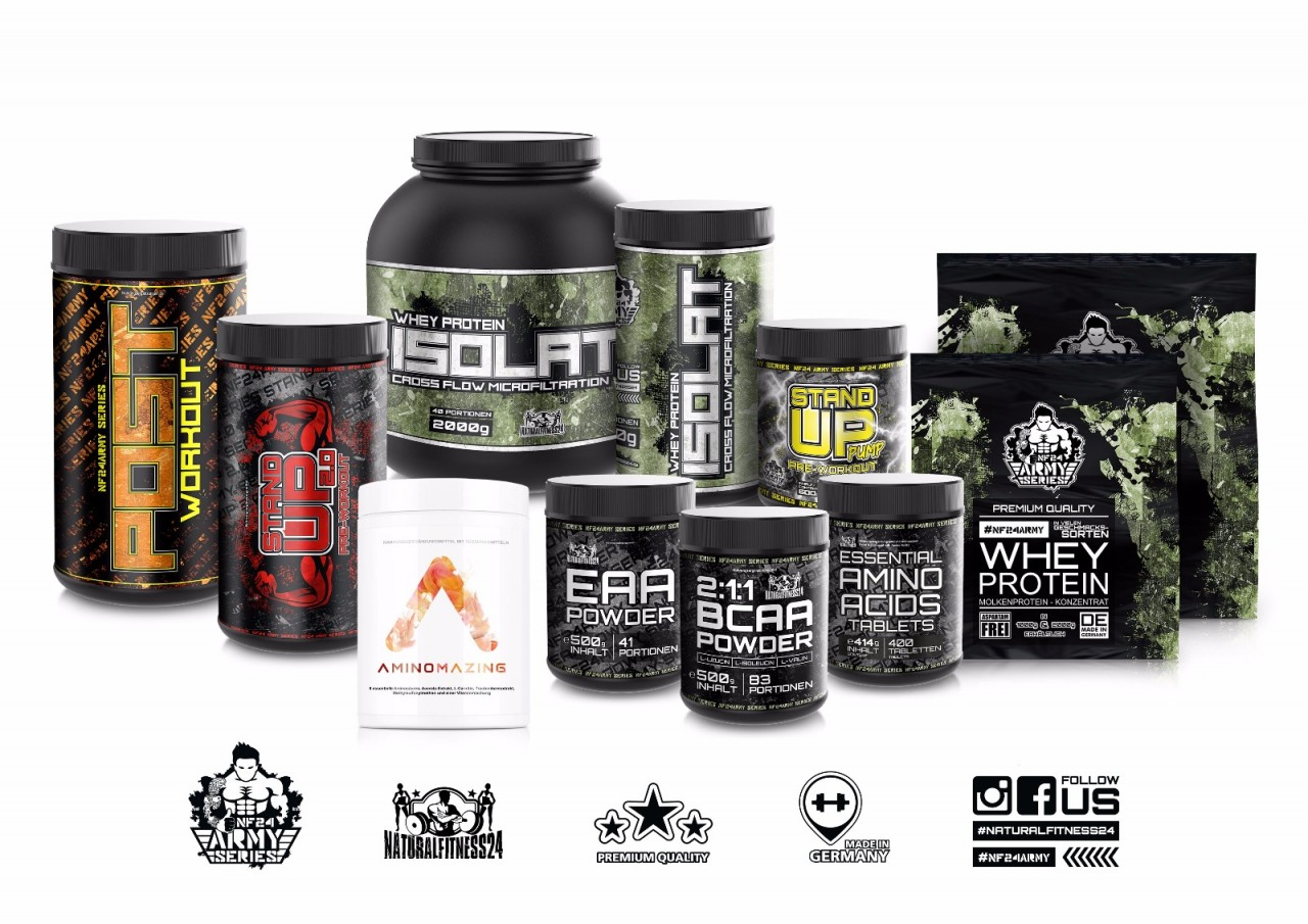 kampfsport supplements