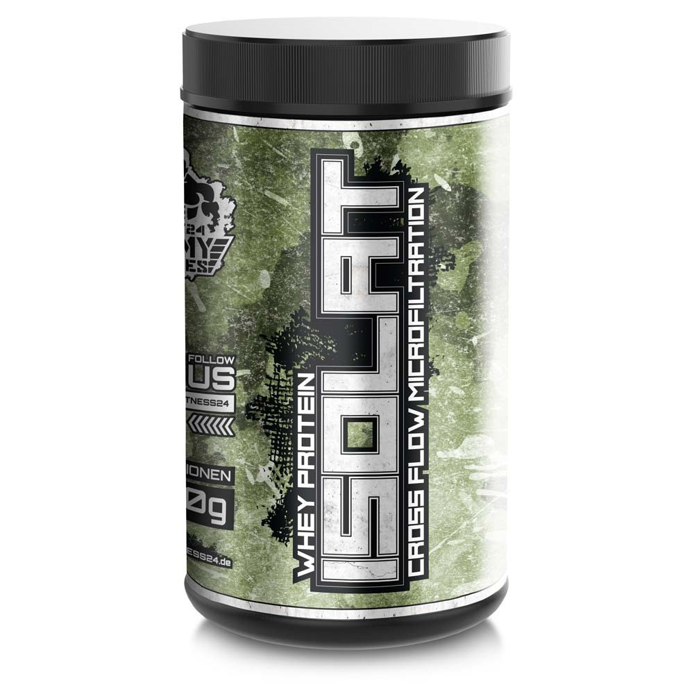 NF24ARMY CFM Whey Protein Isolat 1Kg