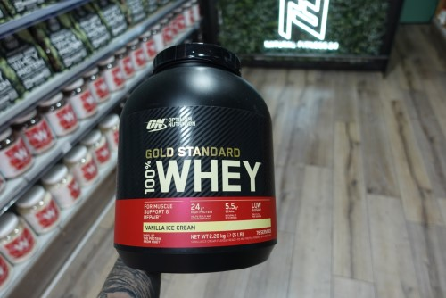 optimum nutrition 100 Whey Gold Standard 2280g