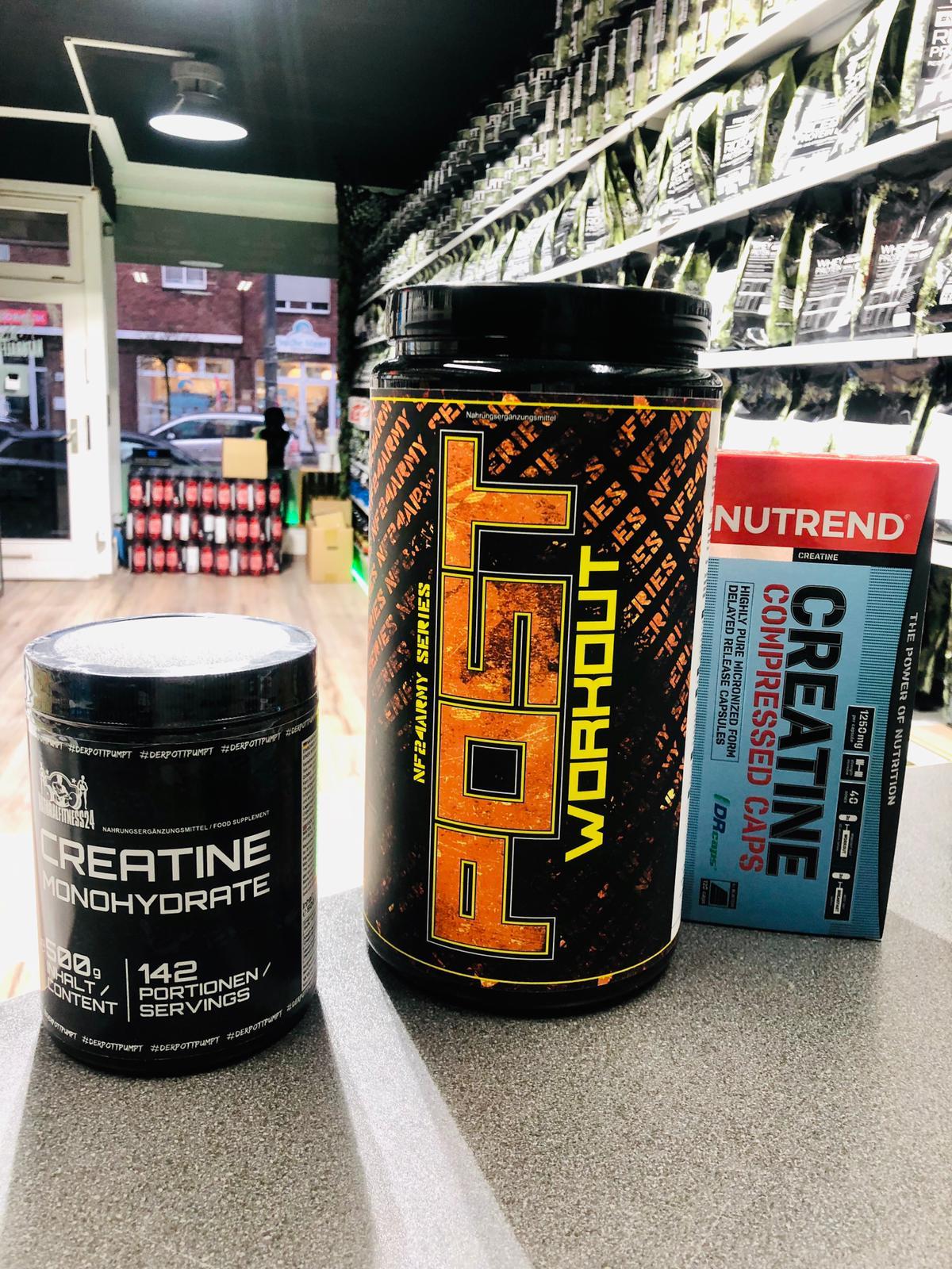 welche supplements