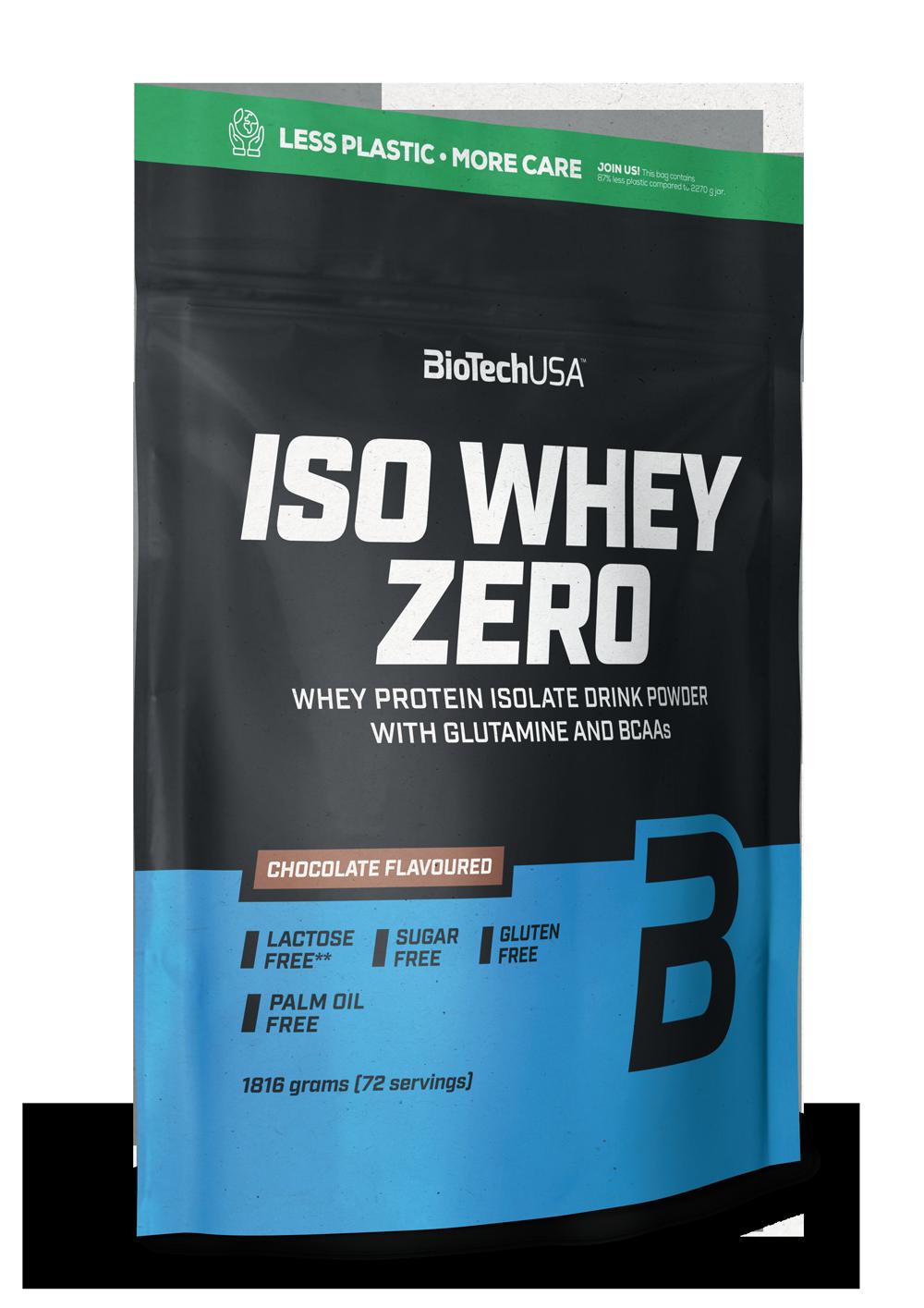 Biotech USA Iso Whey Zero Protein