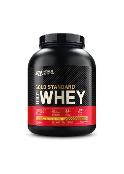 optimum nutrition 100 whey gold standard
